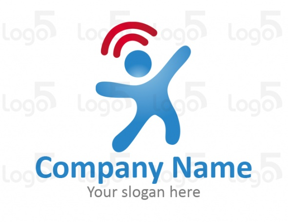 3D Figur Logo