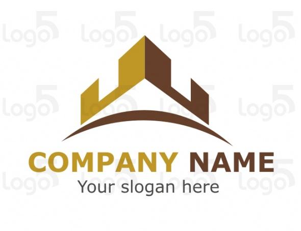 Turm Logo - Logo für Sicherheitsunternehmen
