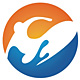 Surfer - Sport Logo