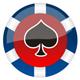 Casinoship mit einem Pik Symbol
