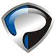 Sicherheitabsperrung - Logo für Security Company