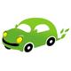 Öko Auto - Gerine Emission