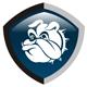 Wachhund bzw. Wachdienst Logo