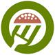 Pizza Logo - Ein Stück Pizza auf der Gabel