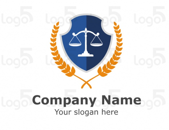 Logo für Rechtsanwalt - Waage