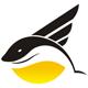 Angelshop Logo - Fliegender Fisch