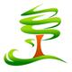 Dynamisches Baum Logo