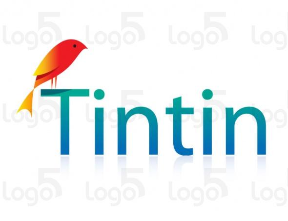 Kleiner Vogel - Tintin