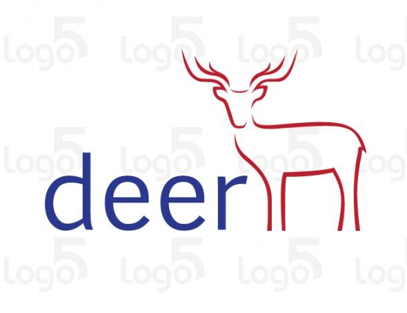 Roter Hirsch Logo
