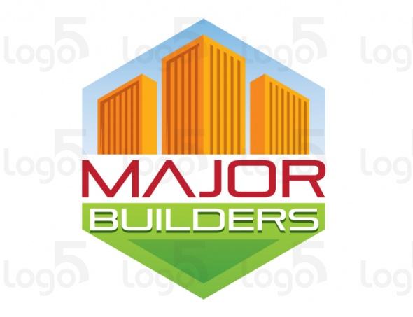 Logo für Bauunternehmen