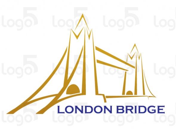 London Brücke - Logo für England Services