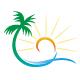 Sonne, Meer, Palmen