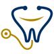 Zahn mit Stethoskop