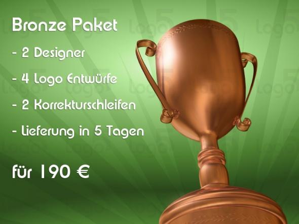 Bronze Paket für 190 Euro