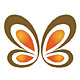 Schmetterling Logo - Beauty Logo