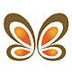 Schmetterling Logo - Beauty Logo
